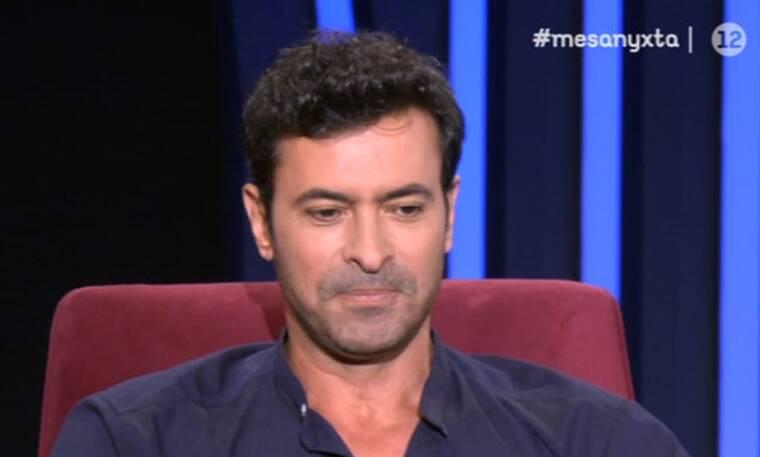 Μεσάνυχτα: Ο Νίκος Παπαδάκης σε μια συγκλονιστική εξομολόγηση- Ο λόγος που δεν έκανε παιδιά