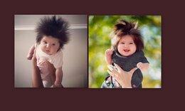 Αυτό το μωρό «Ραπουνζέλ» θα σας «κλέψει» την καρδιά!Οι φωτογραφίες που κάνουν το γύρο του διαδικτύου