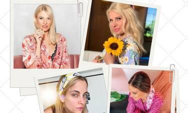 10+1 Ελληνίδες celebrities μας εμπνέουν για το επόμενο χτένισμά μας