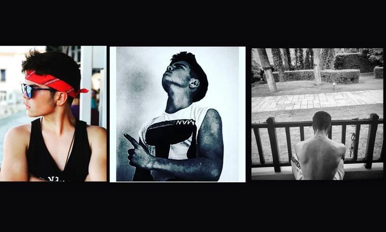 Ο Άγγελος Λάτσιος γίνεται 18 και αυτές είναι οι πιο εντυπωσιακές φωτό–Το τατουάζ και η μεγάλη αλλαγή