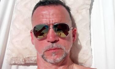 Άλλος άνθρωπος ο Πάνος Μεταξόπουλος - Δεν θα τον αναγνωρίσετε μόλις τον δείτε στην παραλία (Photos)