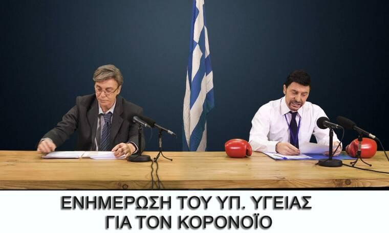 Έλα μια Βόλτα … Ο Tάκης Ζαχαράτος στο Θέατρο Άλσος (Video)