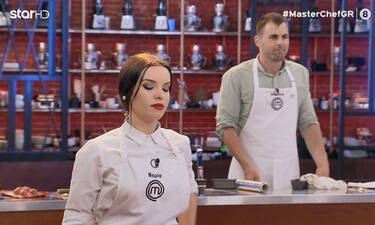 MasterChef: Καβγάς για το ζευγαράκι του ριάλιτι Μπέλλο και Μαρία! «Δημήτρη χωρίζουμε!» (video)