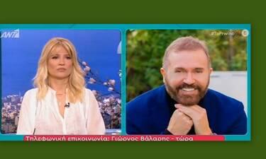 Το πρωινό: Ένταση on air με τον Γιώργο Βάλαρη – Ο απίστευτος εκνευρισμός της Φαίης Σκορδά