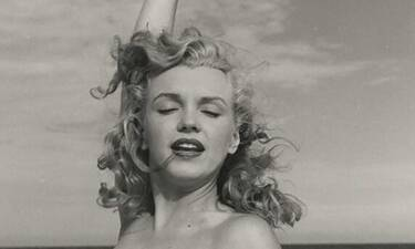 Marilyn Monoroe: Μοναδικές ασπρόμαυρες φωτογραφίες του απόλυτου sex symbol βγαίνουν σε δημοπρασία