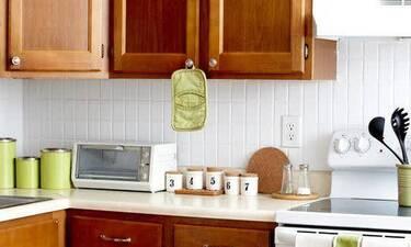 Αυτός είναι ο σωστός τρόπος για να καθαρίσεις τα λίπη από την κουζίνα