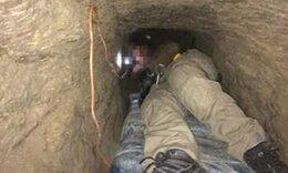 Συγκλονιστικές εικόνες: Μέσα στα τούνελ της κοκαΐνης