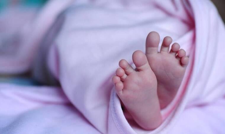Γεννήθηκε μωρό με δυο στόματα - Δείτε τις εικόνες