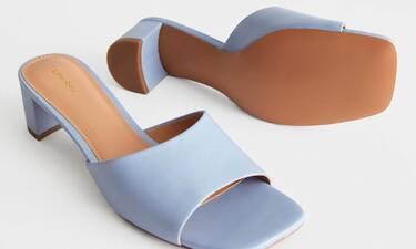 Block Heels: 10 ζευγάρια πέδιλα που μπορείς να φορέσεις στη δουλειά αλλά και μετά από αυτήν