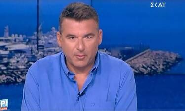 Γιώργος Λιάγκας: Δεν πάει ο νους σας τι αποκάλυψε on air για ζευγάρι της ελληνικής showbiz!