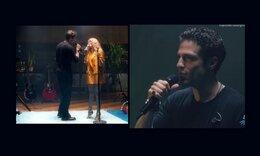 Αργυρός:Η αλλαγή στο look του, το ντουέτο με τη Φουρέιρα και η εκρηκτική εμφάνιση της τραγουδίστριας