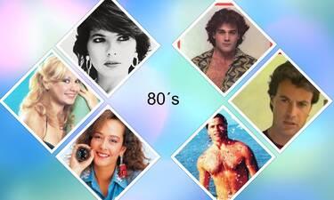 Πρωταγωνιστές των 80s: Εσύ ξέρεις τι κάνουν και πόσο χρονών είναι σήμερα; (photos & videos)
