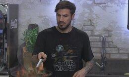 Kitchen Lab:  Πικάντικα πιάτα ετοιμάζει ο Ακης Πετρετζίκης