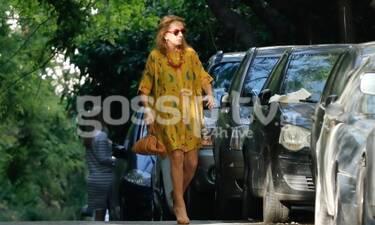 Όλγα Τρέμη: Το απίθανο μίνι φόρεμα και τα αξεσουάρ που απογείωσαν την εμφάνισή της (Photos)