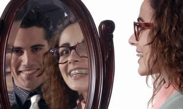 Μαρία η άσχημη: Η Μαρία ανακοινώνει το νέο της εγκυμοσύνης στον Νικόλα