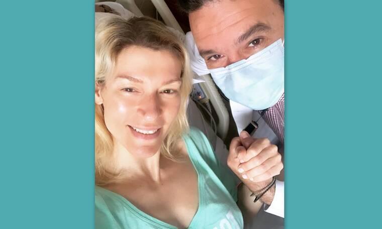 Ζέτα Δούκα: Μιλά για την περιπέτεια της υγείας της on camera - Δείτε τι αποκάλυψε!