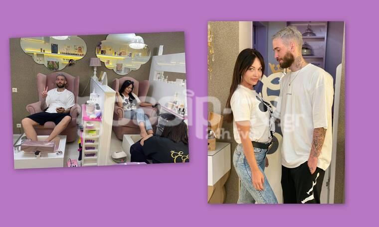 Power of love: Ζένια Σολδάτου - Βασίλης Χαλκιάς: Είναι μαζί! Όλες οι λεπτομέρειες της σχέσης τους!