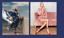 Ο καιρός είναι βροχερός και η Φαίη Σκορδά απόλαυσε το ουράνιο τόξο με ένα φοβερό outfit! (Photos)