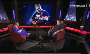 Δημήτρης Σταρόβας: Η αποκάλυψη για τα κιλά, η δίαιτα και… οι εφιάλτες (Video)