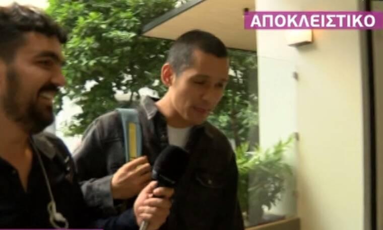 Σωτήρης Κοντιζάς: Η αντίδρασή του όταν τον ρώτησαν αν θα γίνει και πάλι μπαμπάς (video)