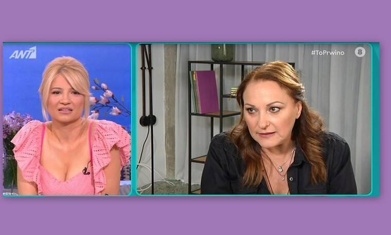 Ρένια Λουιζίδου: Η αλλαγή στην εμφάνισή της και το πρόβλημα υγείας που την ταλαιπώρησε!