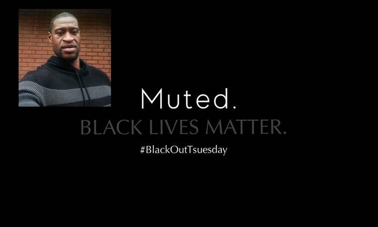 #BlackLivesMatter: Οι Έλληνες celebrities ρίχνουν «μαύρο» στο instagram τιμώντας τον George Floyd
