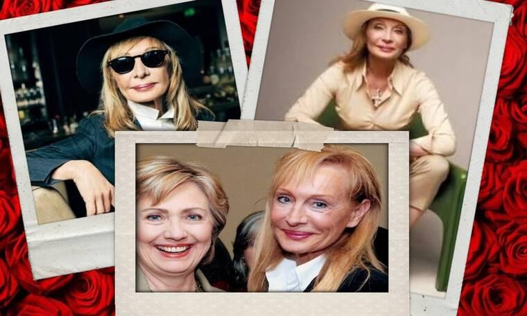 MάραΚαρέτσου: Η φιλία με τον Elton John και η γνωριμία με το ζεύγος Trump