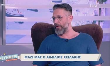 Μεσημέρι με τον Γιώργο Λιάγκα: Χειλάκης: «Ο Λαζόπουλος είναι εξαιρετικός δραματικός ηθοποιός» (Vid)