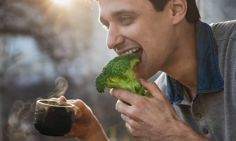 Οι τροφές που αυξάνουν το προσδόκιμο ζωής των ανδρών (εικόνες)