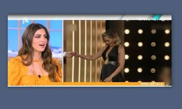 Happy Day: Απίστευτες ατάκες για την αποκαλυπτική εμφάνιση της Κόνι Μεταξά