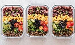 Meal Prepping: Πώς θα το κάνεις γρήγορα, σωστά και υγιεινά