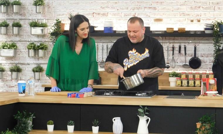 Food N' Friends: Η Νόνη Δούνια μπαίνει στην κουζίνα!