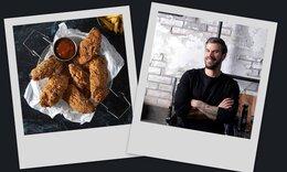 Ο Ακης Πετρετζίκης μάς δίνει συνταγή για το πιο νόστιμο κοτόπουλο πανέ στον φούρνο