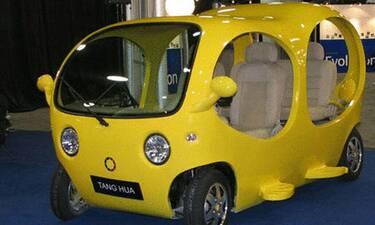 Τα πιο περίεργα αυτοκίνητα που έχεις δει ποτέ