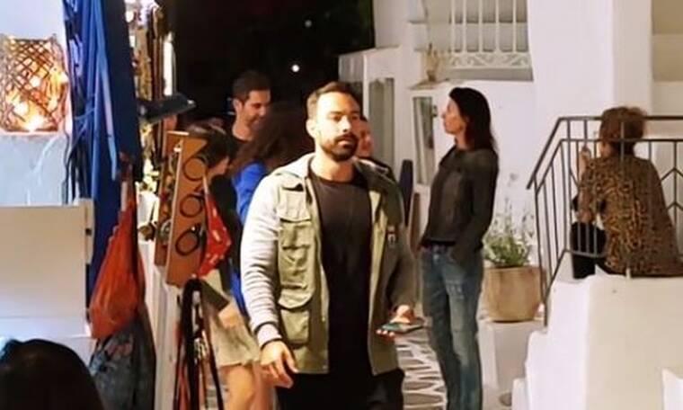Τανιμανίδης - Μπόμπα: Η βόλτα στα Ματογιάννια και η ευχάριστη συνάντηση!