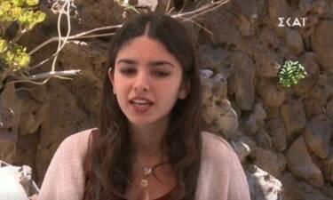 Ιφιγένεια Τζόλα: Ο ρόλος στο «Νησί», οι σπουδές και οι «8 λέξεις» (Video)