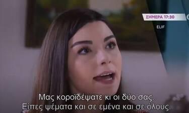 Elif: Άγριος καυγάς Ζεϊνέπ - Σελίμ για την Σιταρέ!