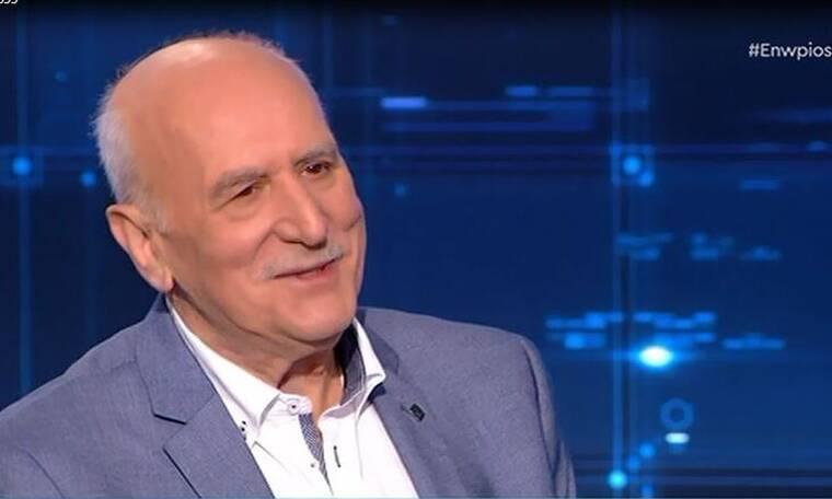 Γιώργος Παπαδάκης: Αυτός είναι ο λόγος που δεν έβαλε ποτέ μαλλιά