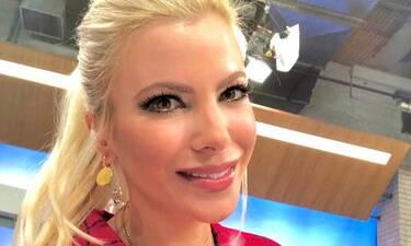 Αντελίνα Βαρθακούρη: «Δουλεύω σκληρά για να πετύχει η εκπομπή μου»