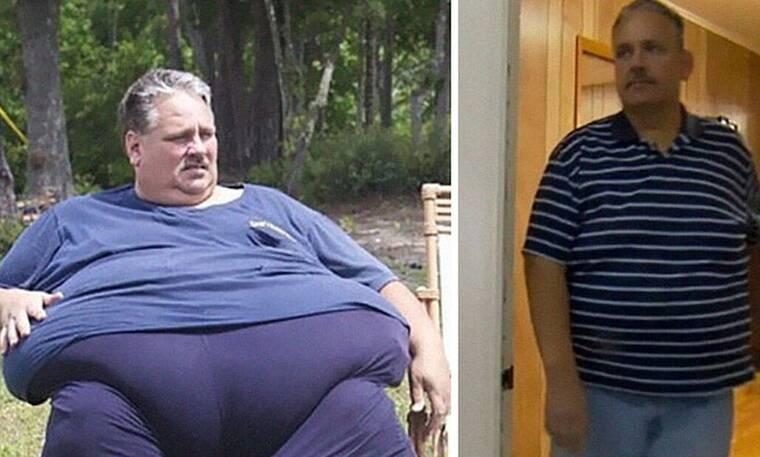 Καμία σχέση: Έχασαν πάνω από 50 κιλά ο καθένας!