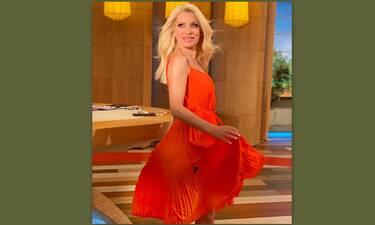 Δεν φαντάζεστε ποια κέρδισε φόρεμα από την Ελένη Μενεγάκη