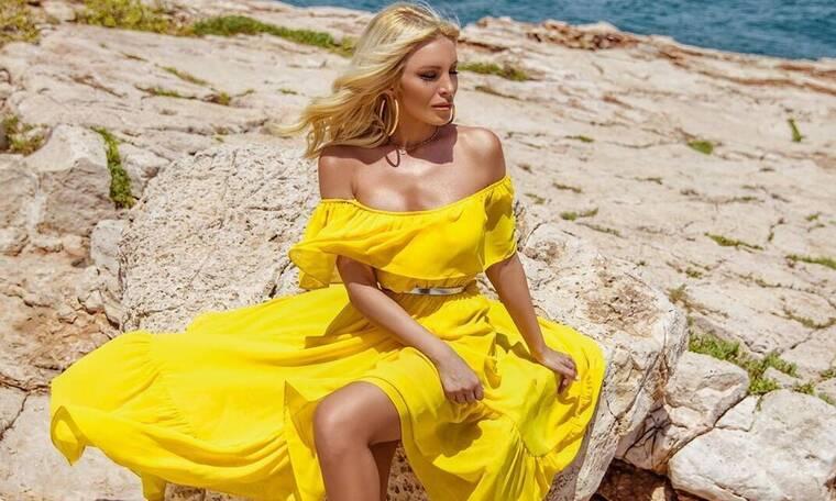 Καινούργιου: Άλλη στο Instagram,άλλη στην έξοδό της–Η εναλλακτική της εμφάνιση