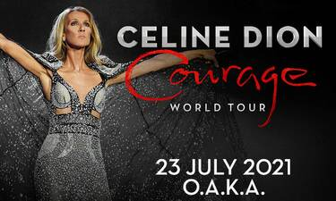 Αναβάλλει για του... χρόνου τη συναυλία της στην Ελλάδα η Celine Dion!