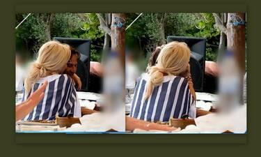 Ελένη Μενεγάκη: Τα καυτά φιλιά με τον Μάκη της και η μαντινάδα στα Άχλα!