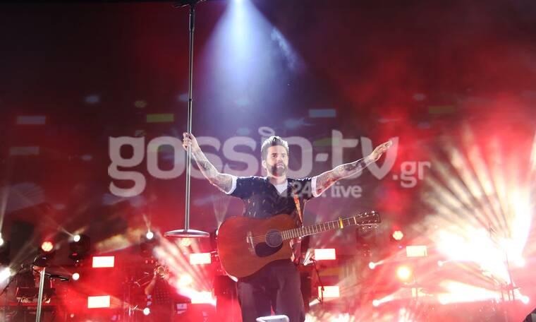 Onirama: Βρεθήκαμε στη drive-in συναυλία τους στη Γλυφάδα