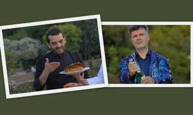 Κλάμα! Ο Κουτσόπουλος σερβίρει τον Δεληβοριά κοκαλάκια νυχτερίδας