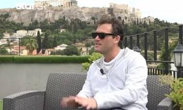 Αντ. Αλμπάνης: Ανήκει στις ευπαθείς ομάδες και μιλάει για τη ζωή με κορονοϊό