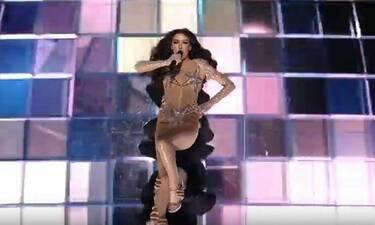 Eurovision: Η Φουρέιρα πήρε την εκδίκησή της από τη Netta