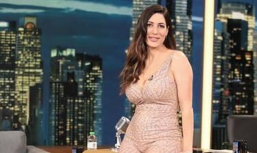 Φλορίντα Πετρουτσέλι: Μέσα σε 20 μέρες έχασε τα κιλά της εγκυμοσύνης της