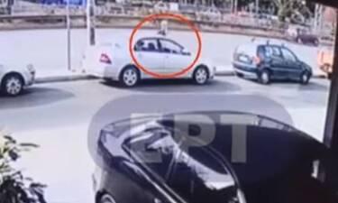 Βιτριόλι-Νέο βίντεο ντοκουμέντο:Η 35χρονη ετοιμάζει την επίθεση στην Ιωάννα